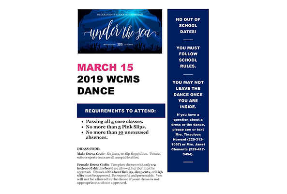 WCMS Dance Featured Image