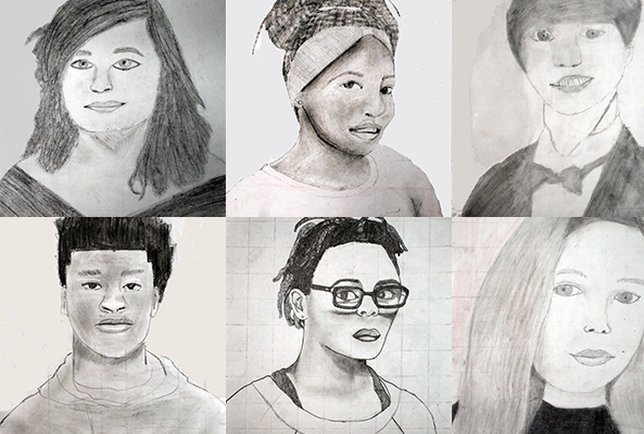 Pencil Drawings Featured Image